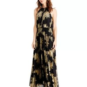 Msk Metallic dress